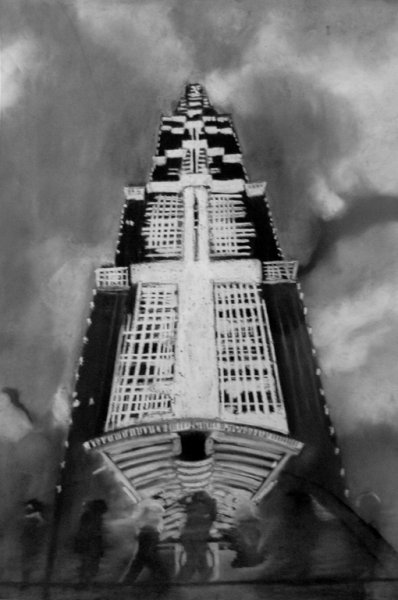 Jin Mao Tower - SOLD