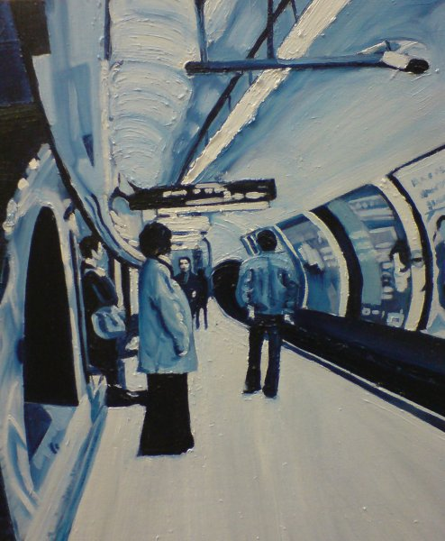 The Last Tube - SOLD